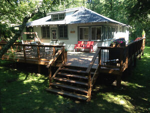 Victoria Beach Cottage Rental