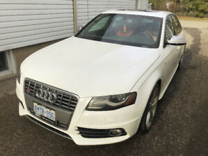 2011 Audi S4 6 Speed Manual Stage 2