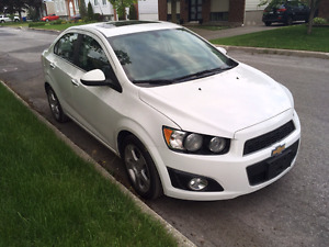 2014 Chevrolet Sonic LT Berline