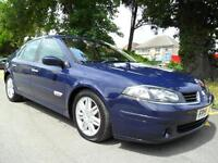 RENAULT LAGUNA 1.9 DCi DIESEL 2005 COMPLETE WITH M.O.T HPI CLEAR INC WARRANTY