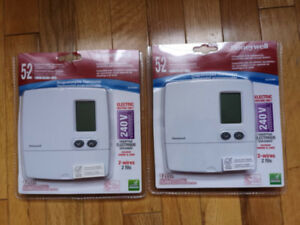 New Honeywell RLV4300A 5-2-Day Programmable Thermostat