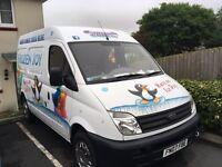 Ice cream&Snow Cone van