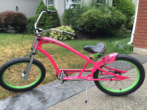 THIS TURNS HEADS - Rat Fink PINK Electra Cruiser. Priced to Move
