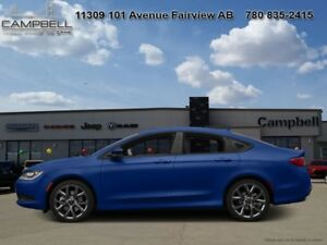 2015 Chrysler 200 C  - Leather Seats -  Bluetooth