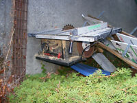 10 inch Table Saw