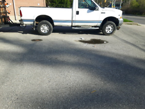 Certified 2002 f250 ford
