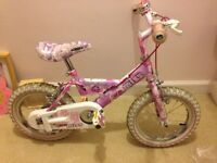 Girls bike - Raleigh