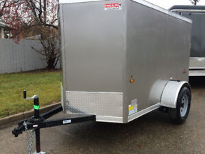 Gray Buy Or Sell Used Or New Cargo Trailers In Saskatoon Kijiji