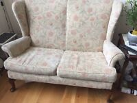 Parker Knoll Sofa - 2 seater good condition
