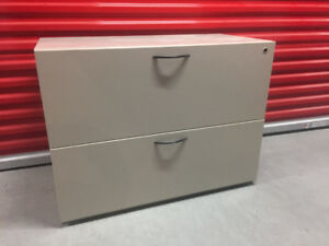 2 Drawer Lateral Filing Cabinet - Delivery Available