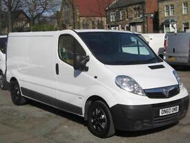 2010 VAUXHALL VIVARO LWB 2.0CDTI 115ps 2.9t Diesel Van