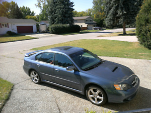 2005 Subaru Legacy 2.5 gt limited for sale