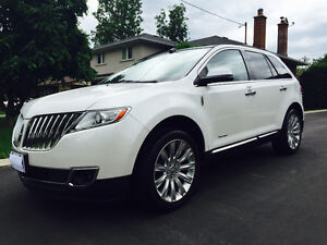 2012 Lincoln MKX Limited Edition AWD