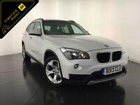 2013 BMW X1 S DRIVE 20D EFFICIENT DYNAMICS ESTATE 1 OWNER BMW HISTORY FINANCE