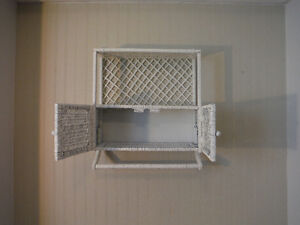 Wicker Bathroom Shelf London Ontario image 3