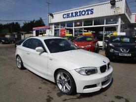 2012 BMW 1 Series 2.0 118d M Sport 2dr