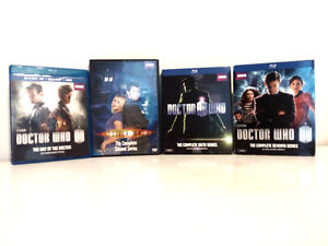 Doctor Who (Anglais) - Saison 2-6-7 + The Day of the Doctor