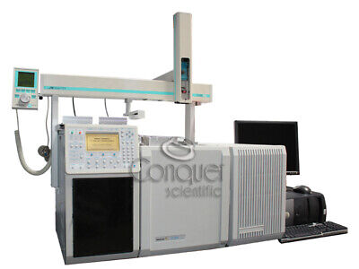 Varian Saturn Ion Trap 2000 Gcmsms System With Cp-3800 Gc