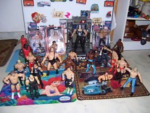 FOR SALE WWF,,WCW & OTHERS, WRESTLING GUY,S,