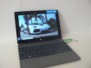 "acer switch one 10.1"" Tablet/Convertible 32gbSSD 2gbRam QuadCore"