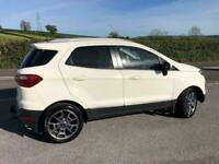 Ford Ecosport 1.0 T EcoBoost Titanium 5dr SUV Petrol Manual