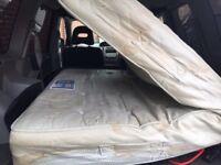 Double mattress decent condition , bargain