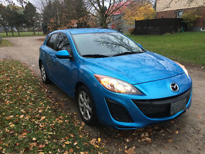 2011 Mazda Mazda3 Sport Gx Hatchback Cambridge Kitchener Area image 7