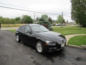 2013 BMW 3-Series Sedan all wheel drive