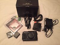 Fujifilm X-E1 black body & extras