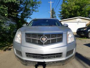 2010 Cadillac SRX4 3.0 Luxury
