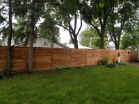 Fence building and repair