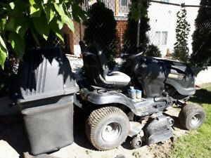 "42"" riding mower"