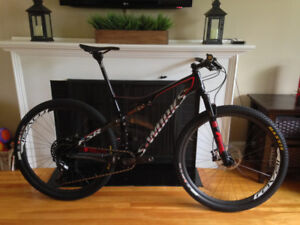 2014 Specialized SWorks Epic World Cup ***REDUCED***