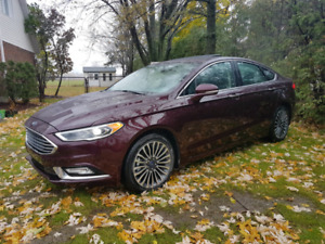 Ford Fusion 2017 AWD TRACTION INTEGRALE