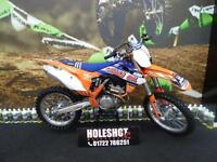 KTM SXF 250 Motocross Bike Finance available