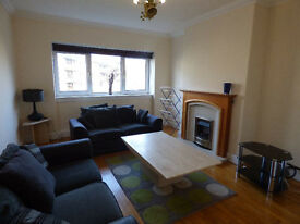 3 Bedroom Furnished Flat, Nethercairn Road, Mansewood