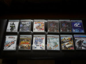 For Sale - Playstation 3 Games and Accessories - Brand New
