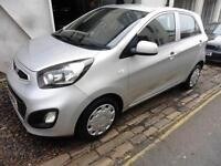 Kia Picanto 1 Air 5dr only 33000 miles PETROL MANUAL 2012/12