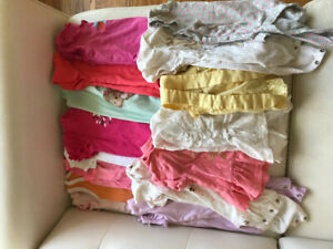 Mixed summer clothing lot 12-18 & 18 months