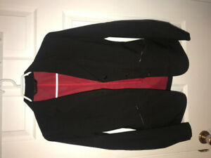 Horse riding competition show jacket