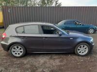 2005 BMW 116i SE 1.6 Petrol Manual 5 Door Hatchback Grey Spares or Repair
