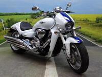 Suzuki VZR1800 M1800 R 2009 *Superb example rare colour!*
