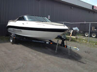 SeaDoo Utopia 205SE Jet Boat with Trailer in Excellent Condition