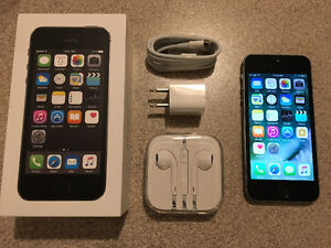 iPhone 5s 16gb Space Gray - AppleCare+