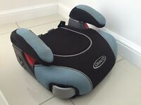 Graco Childs car booster seat