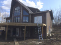 Professional Installation of Soffit, Fascia, and Eavestroughs