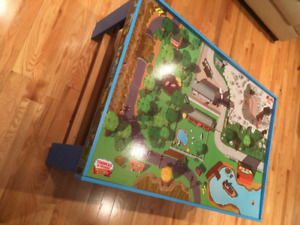 Fisher-Price Thomas & Friends Wooden Railway Play Table