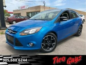 2014 Ford Focus SE| Auto | Sport Appearance Pkg| Alloys