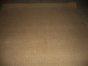 Light beige rug in excellent condition
