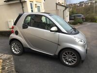 SMART FORTWO 1.0 PASSION Mhd 2d AUTO 2008 Low Mileage